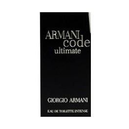 _Campioncino ARMANI Code ultimate Man 1,5 ML Eau de Toilette